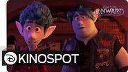 ONWARD KEINE HALBEN SACHEN – Kinospot Heute Nacht Disney•Pixar HD