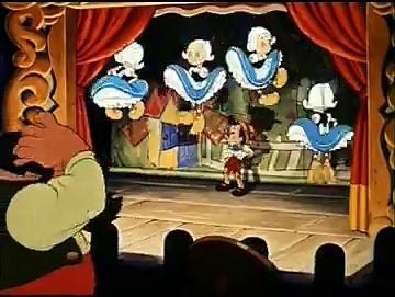 Pinocchio (1940) Film Completo ITA