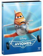 Planes DVD México