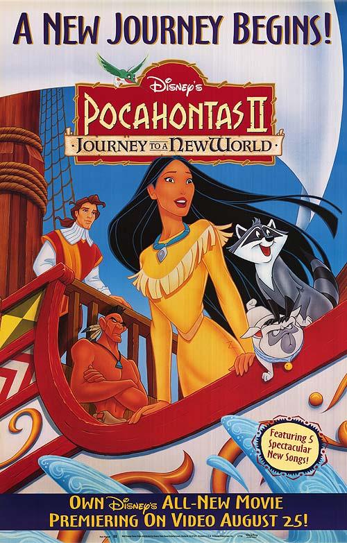 Pocahontas II: Journey to a New World   Disney Wiki   FANDOM