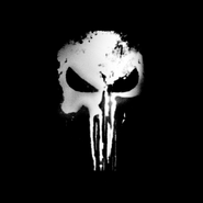 Punisher TV series logo