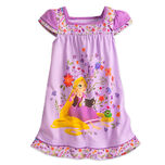 Rapunzel Nightshirt for Girls - Tangled The Series