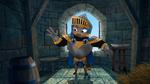 Sashi a Male Knight