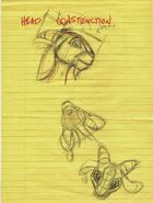 THOND Djali Sketch 3
