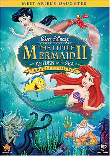 The little mermaid ii return to the sea video disney for Classic house songs 2000