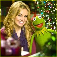 Tiffany-thornton-kermit-believe-video