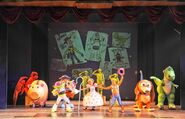 Toy Story The Musical Disney Cruise Line