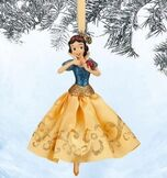 2014 Disney Sketchbook Christmas Ornament Princess Snow White