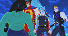 Avengers unite AUR