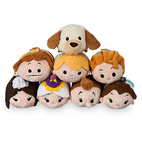 File:Beauty and the Beast tsumtsum collection 2.jpg