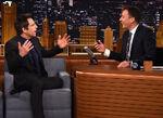 Ben Stiller visits Jimmy Fallon