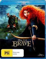 Brave 2012 AUS Blu-Ray