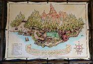 Camp Woodchuck Map