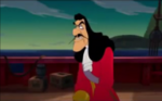 Captain Hook's Frustration