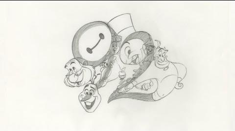 Celebrating 92 Years of Magic at Walt Disney Animation Studios