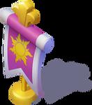 D-flag of corona