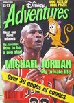 Disney Adventures Magazine australian cover April 1998 Michael Jordan