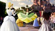 Disney Princesses - Disneyland Paris New Generation Festival Commercial