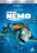 Finding nemo 2-disc collector's edition uk dvd