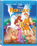 Hercules Bluray
