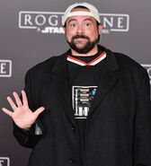 Kevin Smith SW Rogue One premiere
