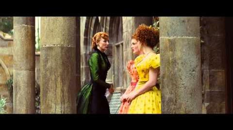 La Cenicienta- Cate Blanchett (La Madrastra)