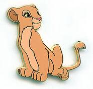 Lion King Core Pins - Nala