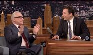 Martin Scorsese visits Jimmy Fallon