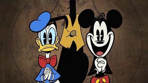 Mickey Mouse Droombaan Disney NL