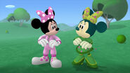 Minnie and martian minnie