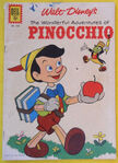 Pinocchio dell comic 1962