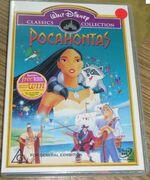 Pocahontas 2001 AUS DVD