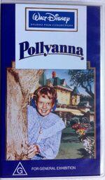 Pollyanna 1995 AUS VHS