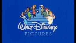 Recess School's Out - Disney logo