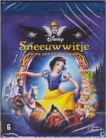 Snow White and the Seven Dwarfs 2014 Dutch Blu Ray