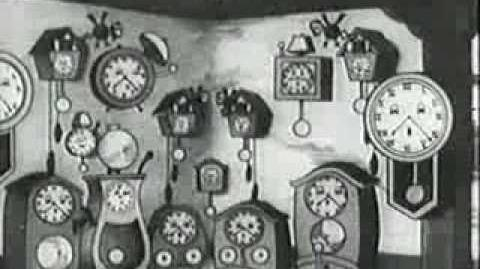 The Clock Store (1931) Walt Disney Symphony Cartoon