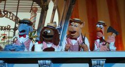 The Muppet Barbershop Quartet MuppetsBarbershopQuartet500x26