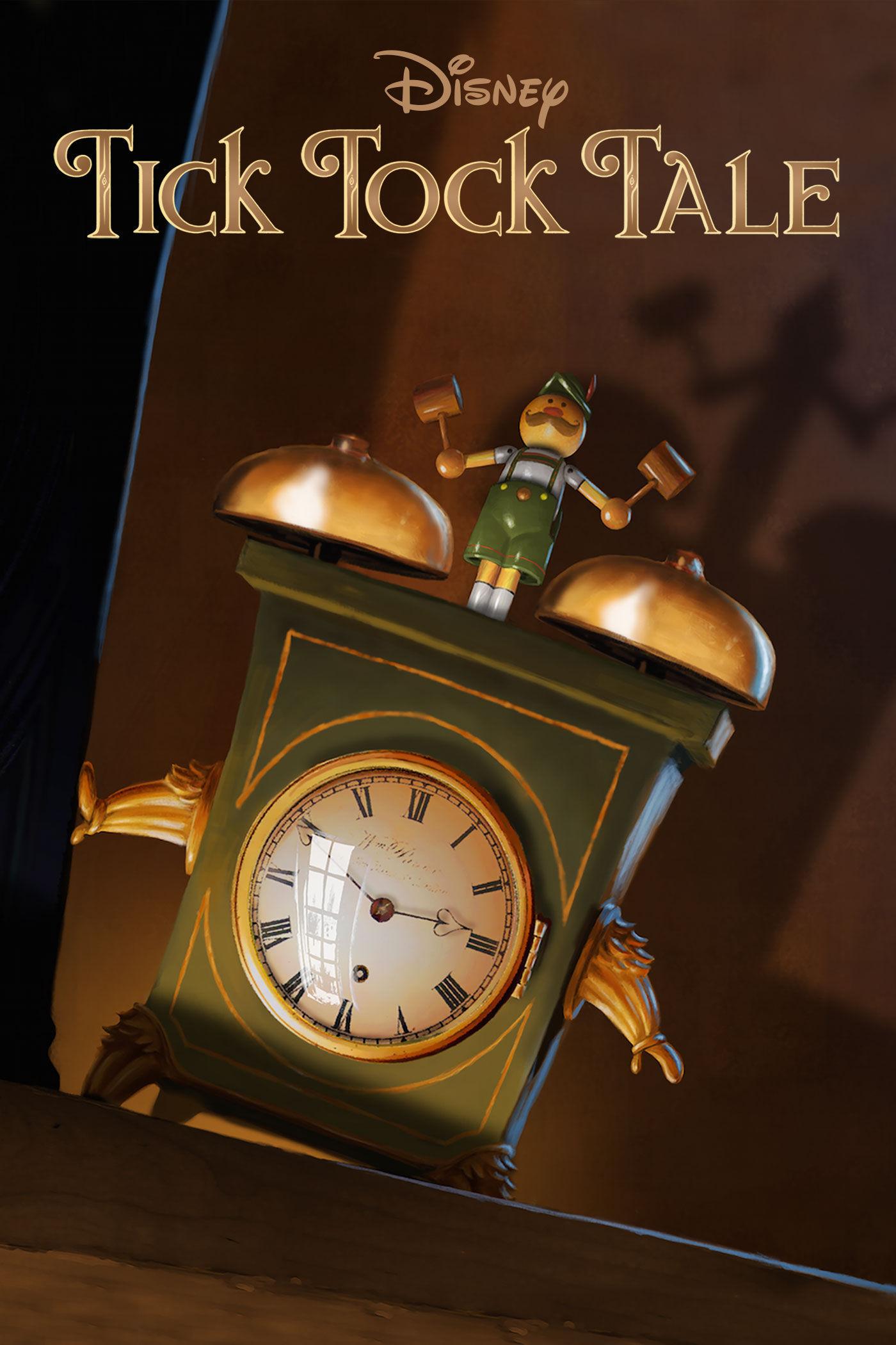 Tick Tock Tale Disney Wiki Fandom Powered By Wikia # Muebles Tic Toc