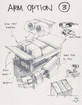 WALL-E concept drawing 4