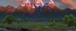 Когтезубая гора подножие