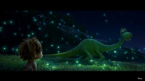 Хороший динозавр - трейлер-0
