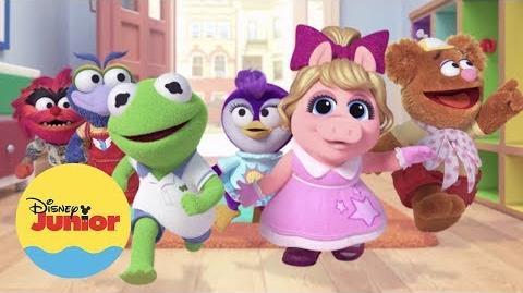 🎶 A Música de Muppet Babies