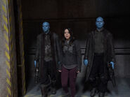 Agents of S.H.I.E.L.D. - 5x04 - A Life Earned - Photography - Quake Captured