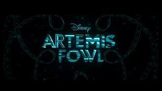 Artemis Fowl Trailer (NL ondertiteld) Disney NL