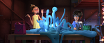Big Hero 6 Blue Slime
