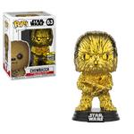 Chewbacca Gold Chrome POP