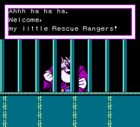 Chip 'n Dale Rescue Rangers 2 Screenshot 83