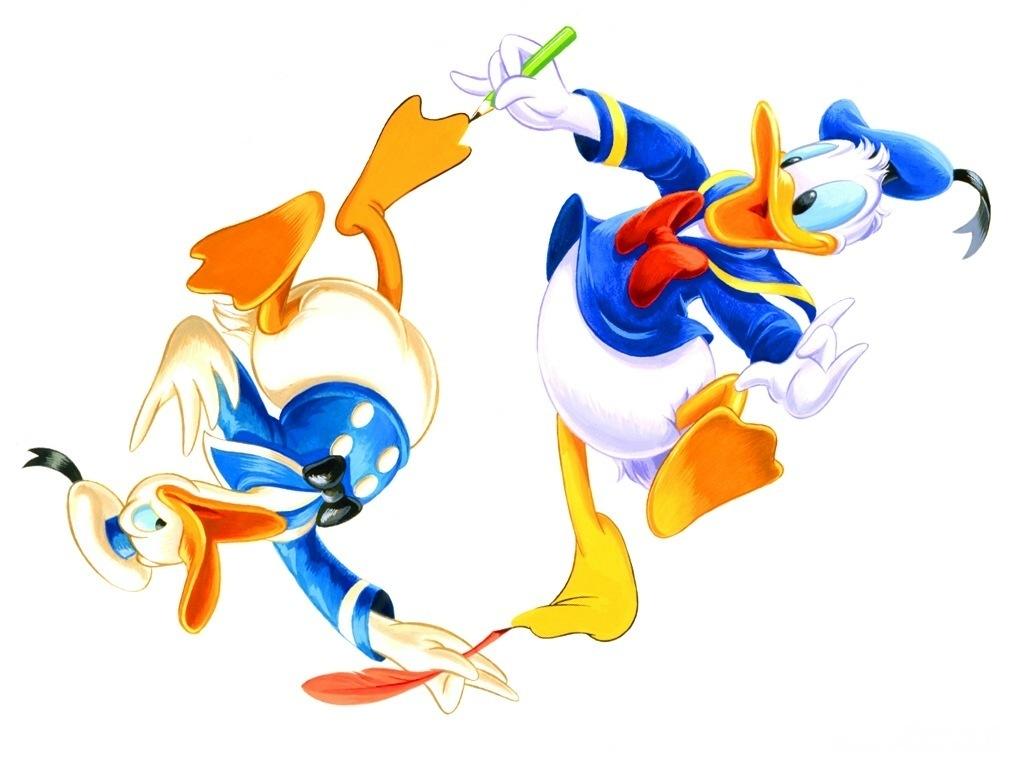Donald Duck Wallpaper 6508130 1024 768