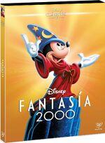 Fantasia 2000 Mexico DVD