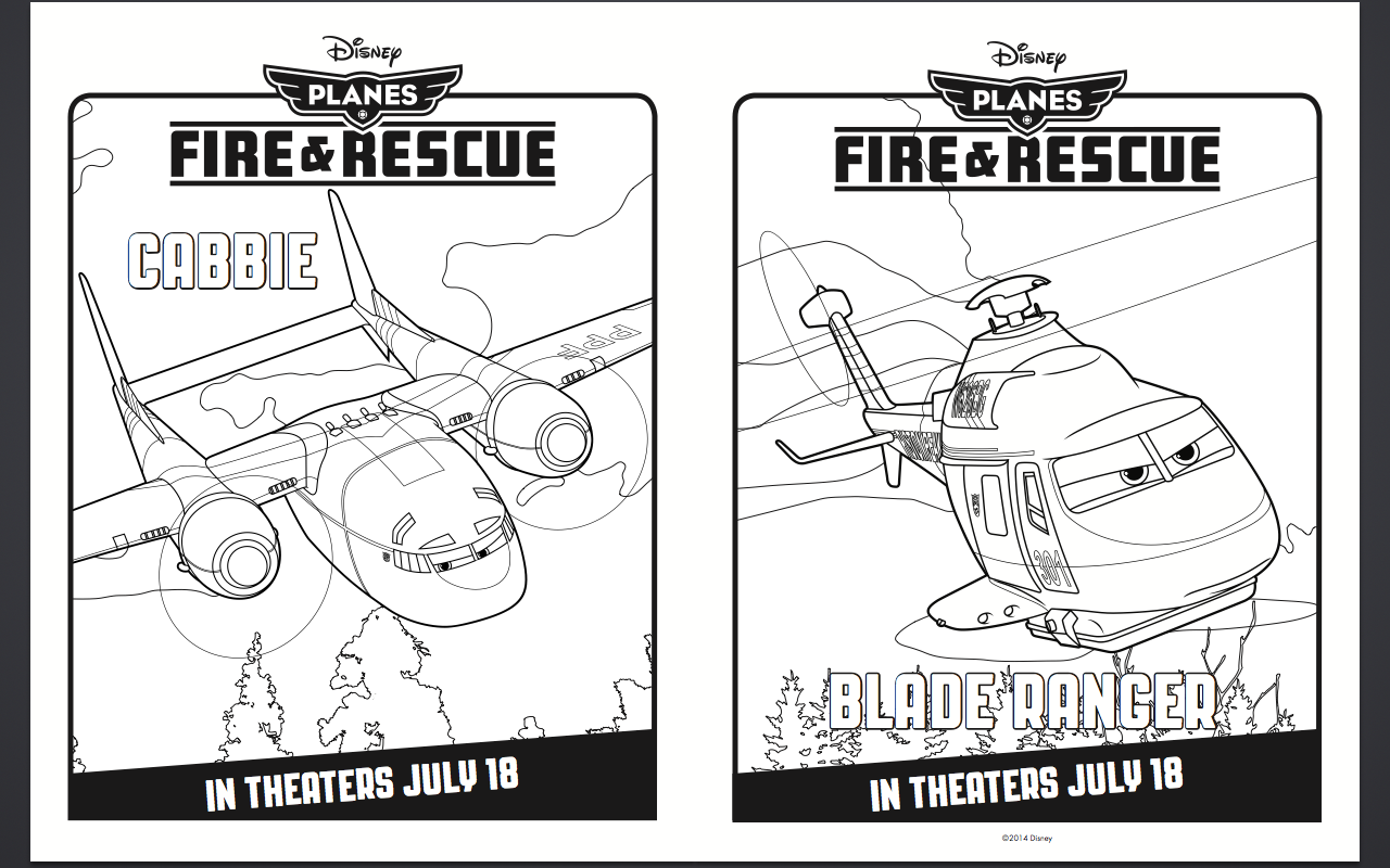 Image - Free-Disney-Planes-Coloring-Pages-Disney-Planes-Fire ...